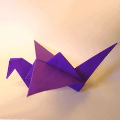 An easy to follow diagram site for making all types of oragami!!