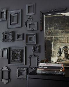 Ministry of Deco: black on black