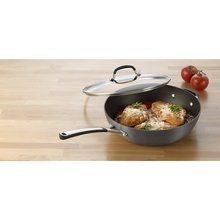 "CALPHALON Unison Nonstick 12"" Round Grill Pan $42.95 TOTAL COST TO YOUR DOOR! (PICK UP ALSO AVAILABLE AT OUR NYC OR LA LOCATIONS  ***BEST PRICE GUARANTEE***  www.shopculinart.com"