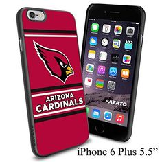 "NFL ARIZONA CARDINALS , Cool iPhone 6 Plus (6+ , 5.5"") Smartphone Case Cover Collector iphone TPU Rubber Case Black [By NasaCover] NasaCover http://www.amazon.com/dp/B012BCLCFG/ref=cm_sw_r_pi_dp_JJoXvb115EZ3M"