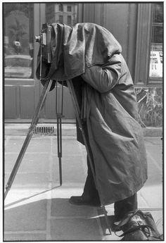 Henri Cartier-Bresson, Place Saint-Sulpice, Paris, 1968. © Henri Cartier-Bresson/Magnum Photos.