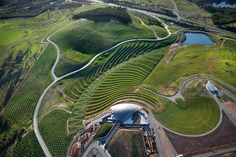 The National Arboretum Canberra redefines the meaning of a public garden in the 21st Century. It comprises 100 forests of endangered tree sp...