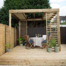 Timber Pergola, Pergola Patio, Pergola Kits, Gazebo, Outdoor Seating Areas, Garden Seating, Outdoor Dining, Outdoor Decor, Dining Area