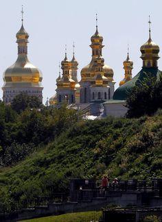Kyiv, Ukraine, from Iryna