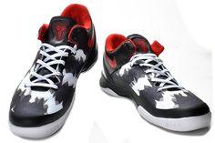 135618c583ff Kobe Viii Shoes 2013 Elite USA White Black Red 555035 101 Jordan Shoes For  Sale