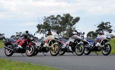 1980s Turbo Bikes | motorcycles | vintage | classic