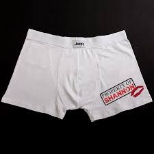 image result for mens boxers valentines