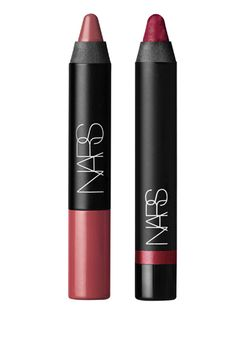 NARS Sexy New Guy Bourdin Collection Breaks All the Beauty Rules: Fling Lip Pencil duo