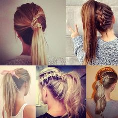 <3...for the life of me i CAN NOT braid the bottom of my hair.. idky my brain just can't comprehend?! LoL