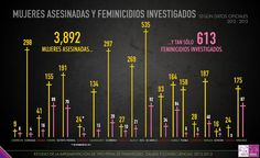 mapa de mexico ciudad juarez infografia de feminicidios - Google Search