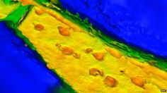 Scientists have used computer modelling to reconstruct an ancient dinosaur trackway
