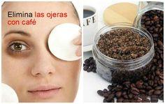 Cómo eliminar las ojeras con café