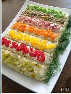 Olivier salad,