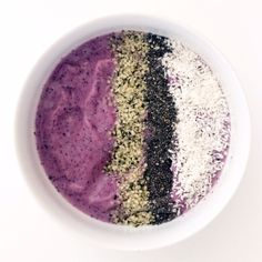 berry smoothie bowl // #BESTSMOOTHIE + #VEGASMOOTHIE