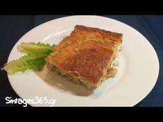 (2) Τραχανόπιτα παραδοσιακή συνταγή (της γιαγιάς με λίγες θερμίδες χωρίς φύλλο). | Sintages365.gr - YouTube Youtube, Youtubers, Youtube Movies