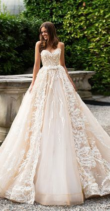 Milla Nova Bridal 2017 Wedding Dresses savana