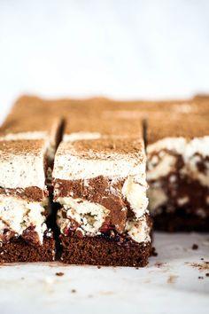 Lemon Cheesecake Recipes, Chocolate Cheesecake Recipes, Delicious Desserts, Dessert Recipes, Easy Baking Recipes, Polish Recipes, Food Cakes, Sweets, Cappuccinos