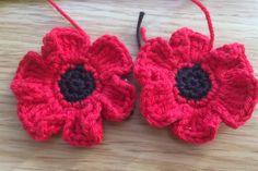Midsommarkrans – PysselNetan Drops Design, Crochet Flowers, Elsa, Crochet Earrings, Sewing, Cotton, Blanket, Amor, Flowers