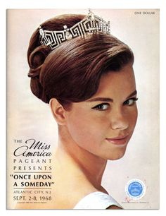 Miss America 1968 - Deborah Barnes (KS)