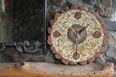 New Design Of Wall Clock adorable Americana antique by MARKOSTYLE