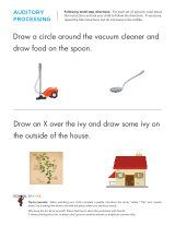 auditory processing activities for kids on pinterest kindergarten worksheets following. Black Bedroom Furniture Sets. Home Design Ideas