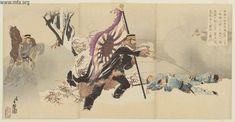Η μάχη του Γινγκού/Yingkou 牛莊作戦 (4 Μαρ. 1895)