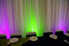 Up Lighting, Wedding, Fresno Ca, lighting, event