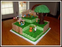 Phineas & Ferb Birthday Cake