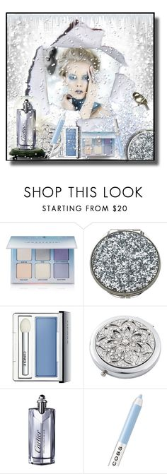 """Ice Queen Beauty Contest"" by jroy1267 on Polyvore featuring beauty, David Webb, Anastasia Beverly Hills, Kate Spade, Clinique, Frontgate, Cartier, Marc Jacobs and RMK"