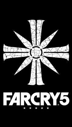 Far Cry 5, Eden's Gate Cult Symbol . ADK
