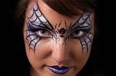 dracula face paint - Google zoeken