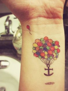 cute!  too busy for me for a forever tattoo, but i still like it.