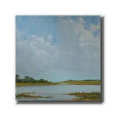 Summer Clouds II by Kim Coulter - KC209A - GalleryDirect