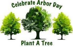 Arbor Day...