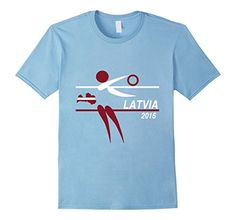 Men's Latvia Beach Volleyball Team T-shirt Rio 2016 2XL B... https://www.amazon.com/dp/B01HWY4NMM/ref=cm_sw_r_pi_dp_bXKExb6FV7F1Z #olympics #rio2016 #olympics2016 #teamlatvia #latvia latvia