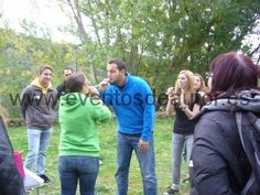 Factor Team Building Outdoor por Eventos de Autor