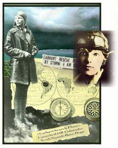 نتيجة بحث الصور عن rare pictures of amelia earhart family Amelia Earhart, Charles Lindbergh, Amelie, Irena Sendler, Evelyn Nesbit, George Sand, Female Pilot, Mata Hari, Rare Pictures