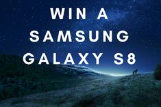 Sign up for our email newsletter to enter our prize draw and have a chance at winning a Samsung Galaxy
