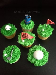 #Father's Day Cupcakes
