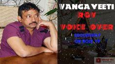 Ram Gopal Varma views about Vangaveeti film