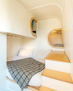 Ein gewöhnlicher Van wird zum mobilen Zuhause auf Rädern   BRIGITTE.de