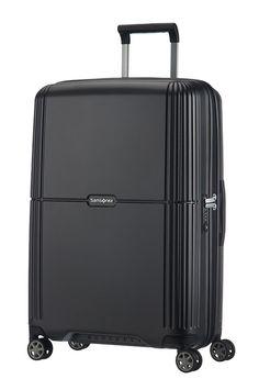 86363981e23 Спинер на 4 колела Orfeo 75 см. в черен цвят Suitcase