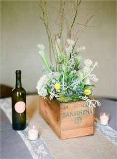 wedding floral arrangements
