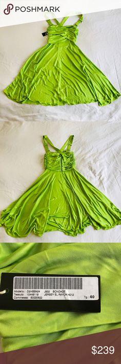 ATHLETA  $98 NWT   INDIGO BLUE  FIT FLARE COZY UP DRESS    L