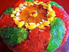 Fancy Rum Fruit Cake