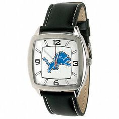 NFL  Detroit Lions Retro Watch