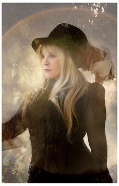 Stevie Nicks Portrait Fleetwood Mac Music Poster 11x17