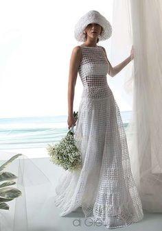 Le Spose Di Gio 2016 Wedding Dresses - World of Bridal 2016 Wedding Dresses, Luxury Wedding Dress, Wedding Attire, Bridal Dresses, Wedding Gowns, Flower Girl Dresses, Vintage Bridal, Marie, Beautiful Beach