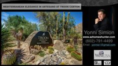 http://ift.tt/2aStESZ Large Home for Sale in Artesano Troon Canyon Village Golf & Country Club in Scottsdale  Arizona 85255 -Call Yonni at 602-791-4499. A Little Piece of Italy in alluring Artesano at Troon Canyon in Scottsdale  Arizona: 4Beds/4Baths  2Baths downstairs. Enter the stately doors to Mediterranean charm and allow the story to unfold centered around the Grand Formal Dining w/Intimate Conversation Area. Look up to Beam Ceilings  Wrought Iron Rails  Handcrafted Wood Finishes…