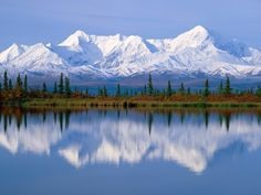 Alaska, United States  The beauty that I see in pictures would be ten times as fabulous in person!!!